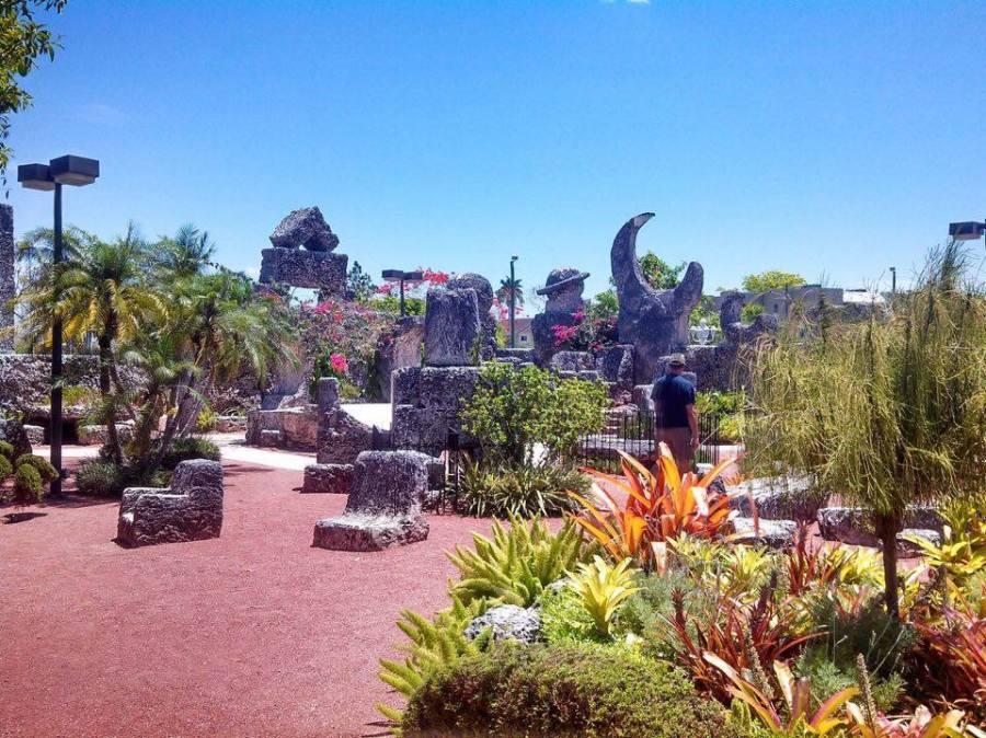 South Florida Adventures: Coral Castle & Gliding