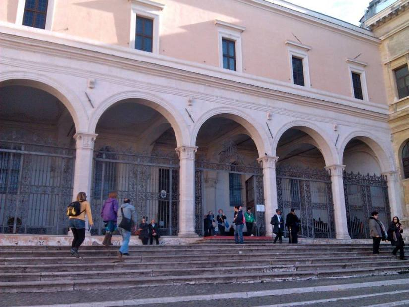 San Pietro in Vincoli exterior