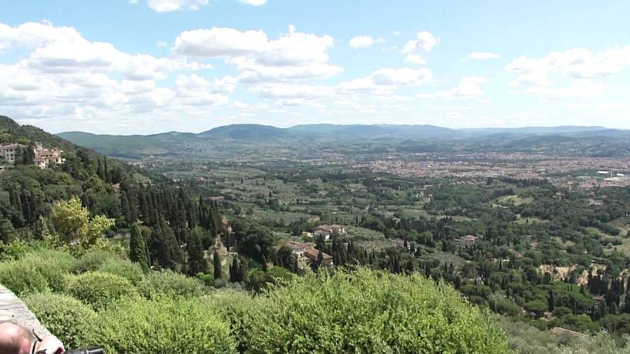 Day Trip from Florence: Fiesole