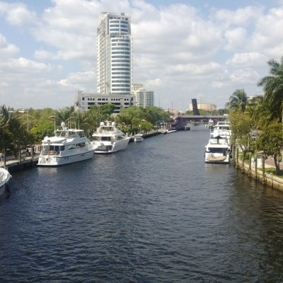 Ft. Lauderdale: The city of palm trees, sea breezes, & yachts