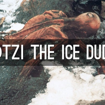 Student Series! Ötzi the Outlaw
