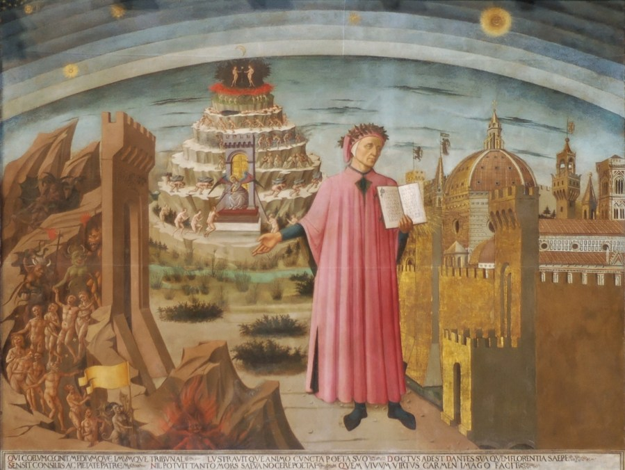 Discovering Dante in Florence