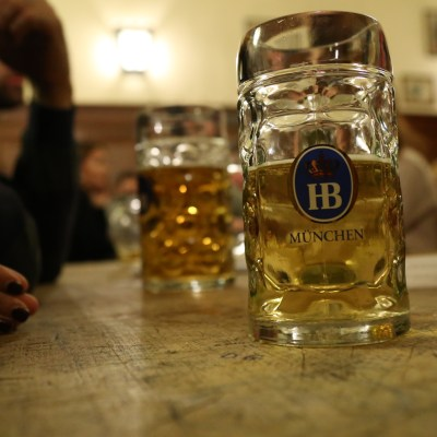 How to get the full Hofbräuhaus Experience