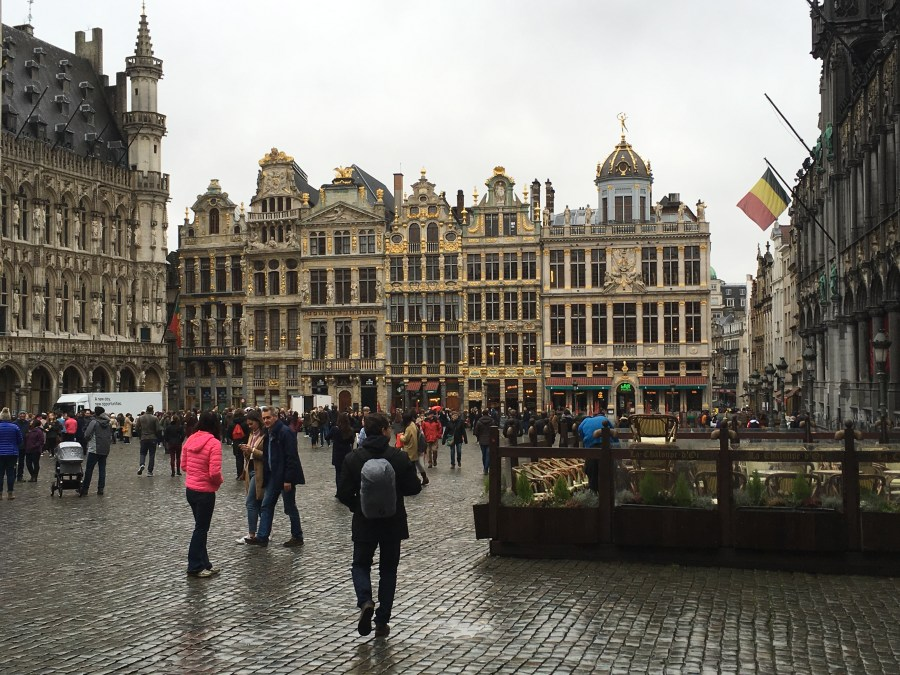 Brussels: The city of Victor Horta, La-Grand Place, & chocolate