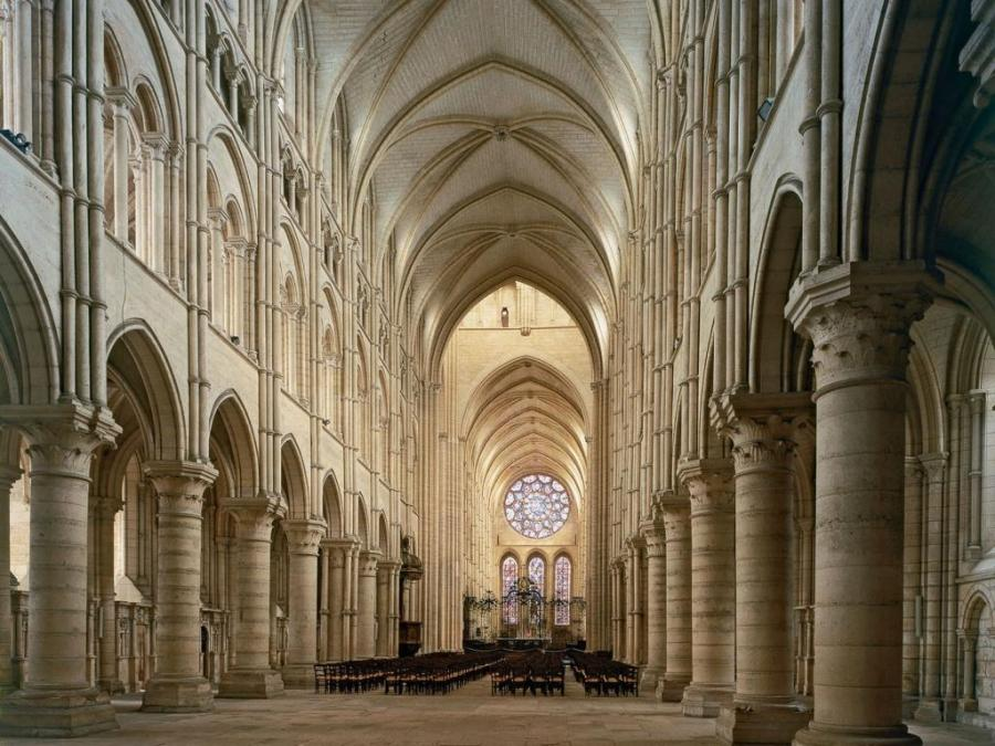 Student Series! Chartres Cathedral