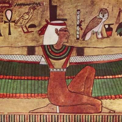 Student Series! Egyptian Goddesses