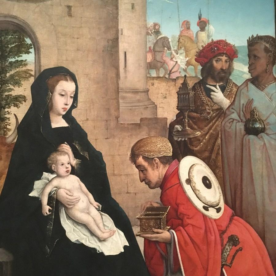 Catholic Culture: The Three Kings