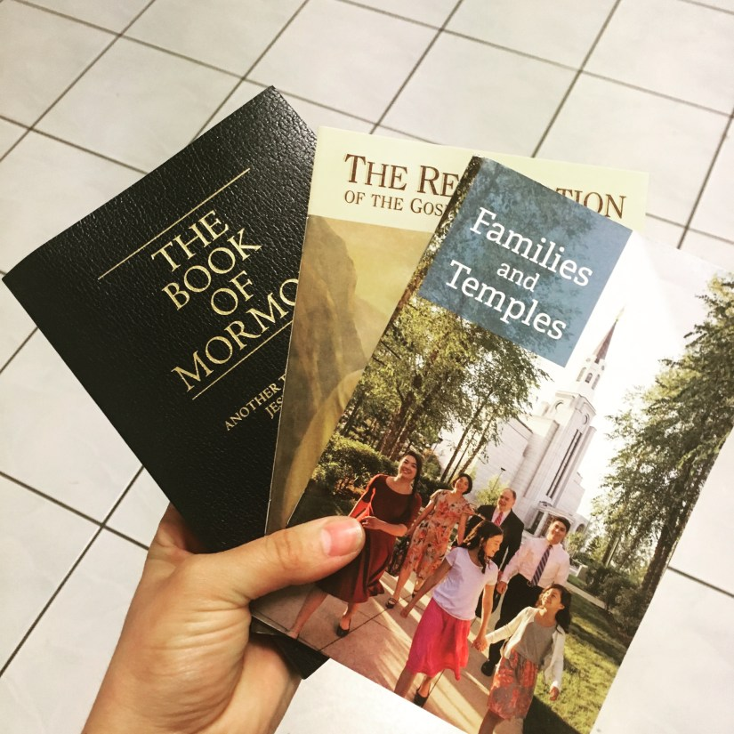 mormon pamphlets