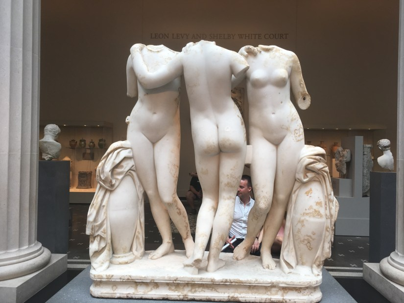 Met-Three Graces