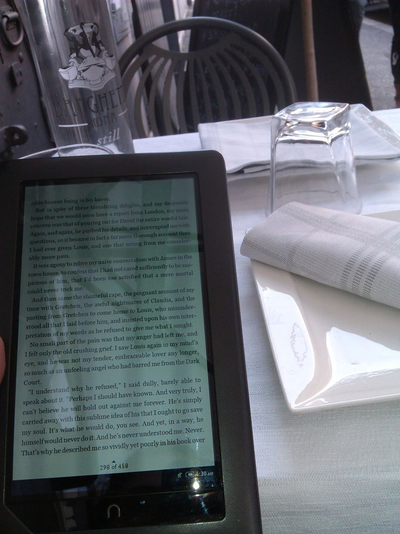 Bar Ba' ghetto with kindle