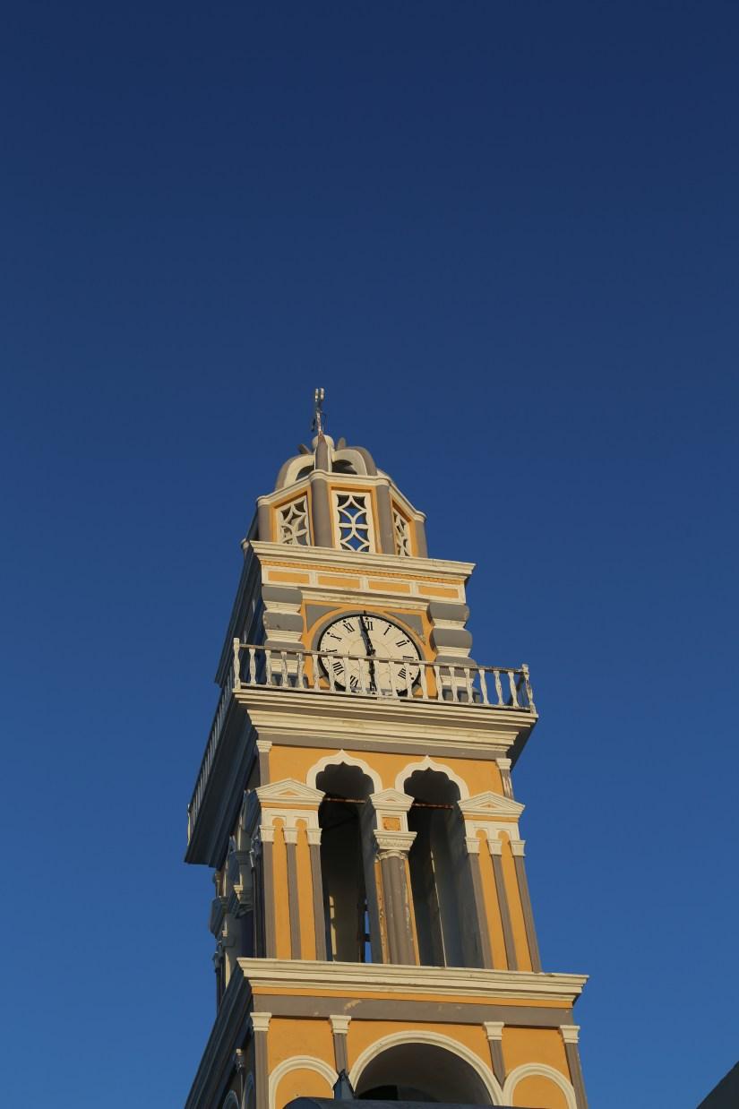 Santorini belltower 2