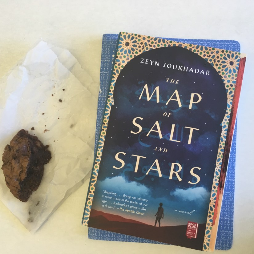 QFI Map of Salt and stars