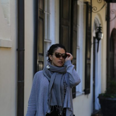 Travel Style: Thanksgiving Charleston Road Trip