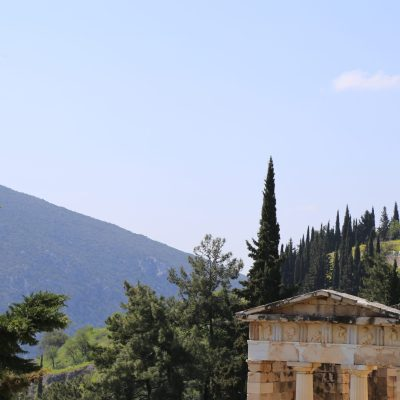 UNESCO: Archeological Site at Delphi