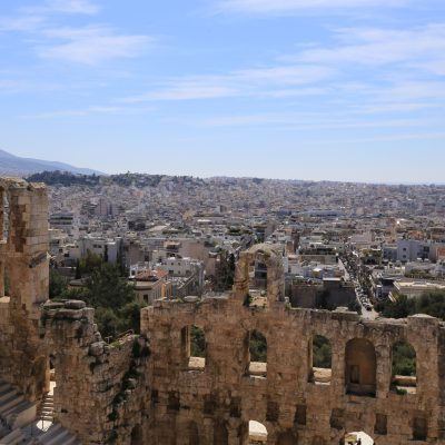 AP Art History Hunting in Athens, Greece