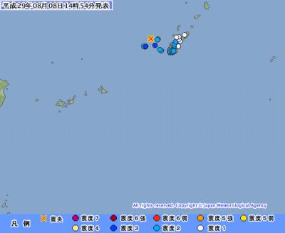 地震予知 予測 国内各地の反応とスタンバイ報告