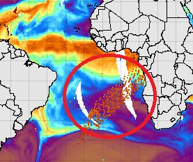 地震予知 国内M6~M7警戒のこり3日間 別シグナルもスタンバイか?