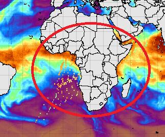 地震予知 国内M5~M6注意のこり1日