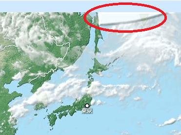 地震予知 シグナル仮 国内M6気配
