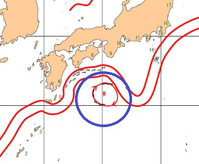 地震予知 四国沖にM7反応 国内各地の反応とスタンバイ連絡です