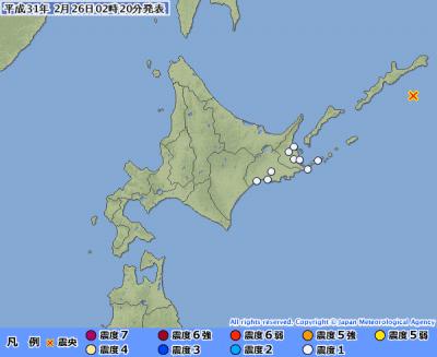 地震予知 予測 国内各地の反応とスタンバイ連絡です