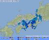 地震予知 紀伊水道M5.2 国内各地の反応とスタンバイ連絡です