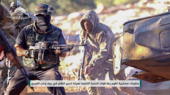 تحرير الشام تعلن مقتل 20 عنصرا للنظام شمال حماة | قناة الجسر الفضائية