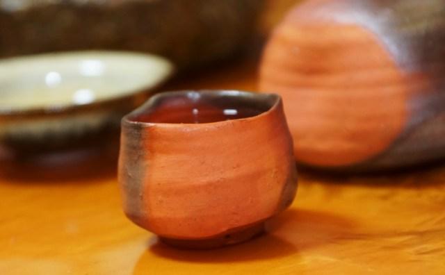 備前焼といえば六郎窯の中村六郎さん