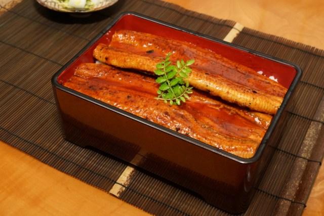 鰻重(養殖物と天然物の味と脂乗りの違い) | 自宅居酒屋