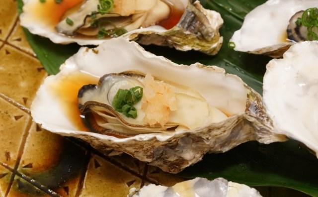 蒸し牡蠣の美味しい食べ方