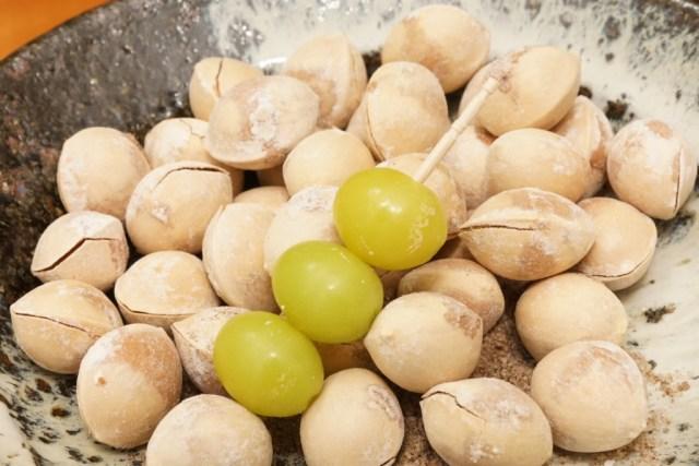 塩煎り銀杏!銀杏煎り器がなくても、普通の鍋やフライパンで簡単に作れる!