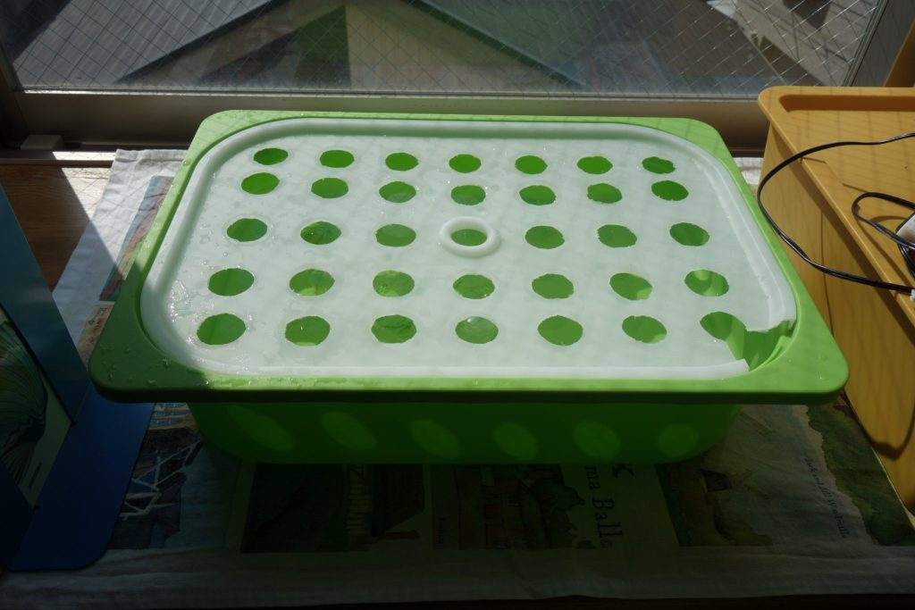 hydroponics container best fo DIY
