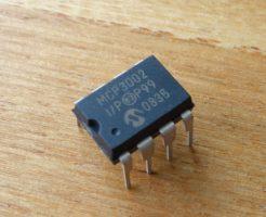 MCP3002の画像