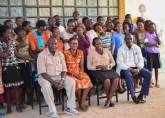 Jitegemee Students, Staff and Board Members