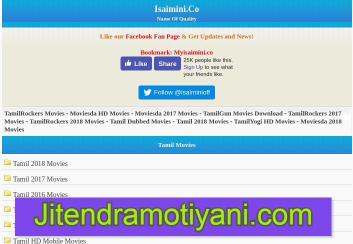 Tamil Movie download 21