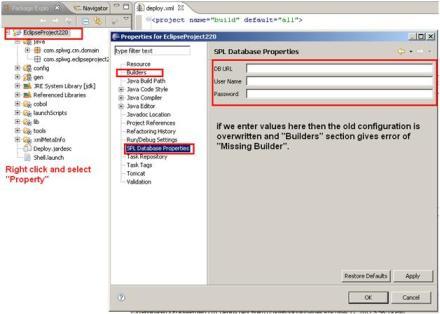 Reason of Missing Builder error in CC&B (ORMB)