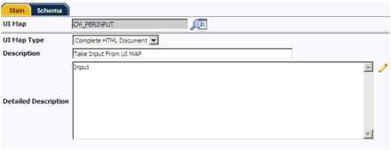Creating UI Map in Oracle Utilities / CC&B / ORMB