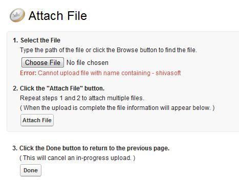 Error Message on Attachment using Trigger in Salesforce