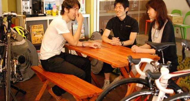 千駄ケ谷で働いて、食べて、トレーニングして、癒される…!自転車をコンセプトにした「CHARI千駄ヶ谷」が面白い【後編】