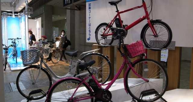 坂道も楽々!主婦にもおすすめの電動自転車