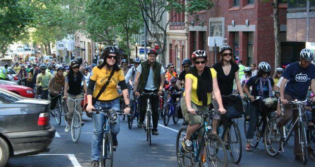 2015年のテーマは「安全で楽しい自転車」
