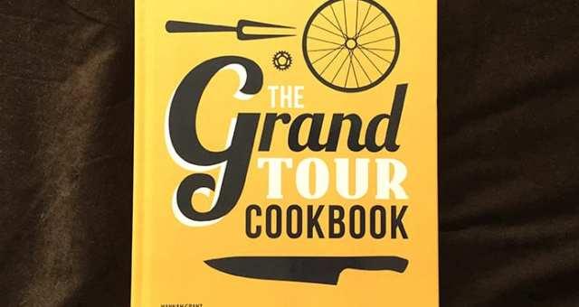 食事・栄養のことを考える自転車乗り必見!プロチーム専属シェフの料理本「THE GRAND TOUR COOKBOOK」を要チェック