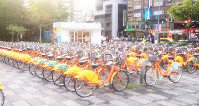 台湾に行ったら活用したい!シェアサイクル「YouBike」が便利!