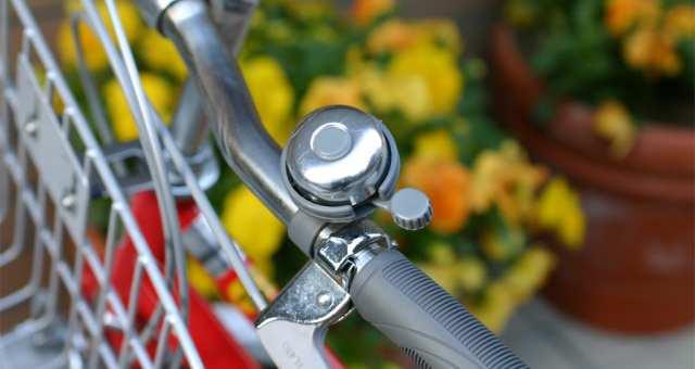 自転車に乗るなら必須!おすすめ自転車ベル3選と正しい使い方