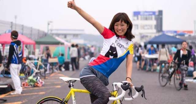 「デキる女」は乗っている!ベンチャー自転車女子