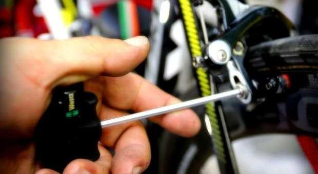 セルフメンテナンスの境界線はどこにあるっ?-自転車のベアリングについて学ぶ