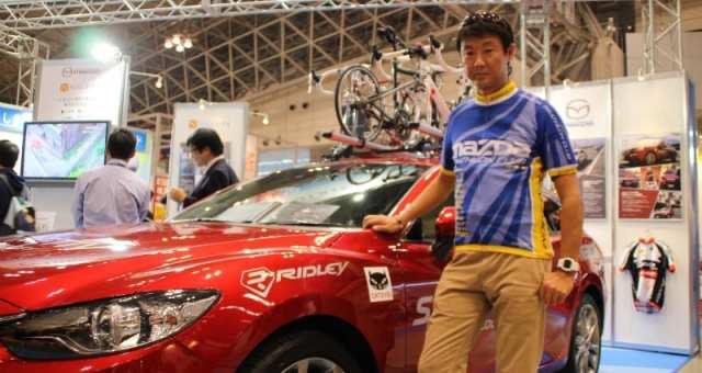 しまなみ海道で自転車と自動車の「乗る」を楽しむ。マツダが掲げる新スタイル! 〜サイクルモード速報〜