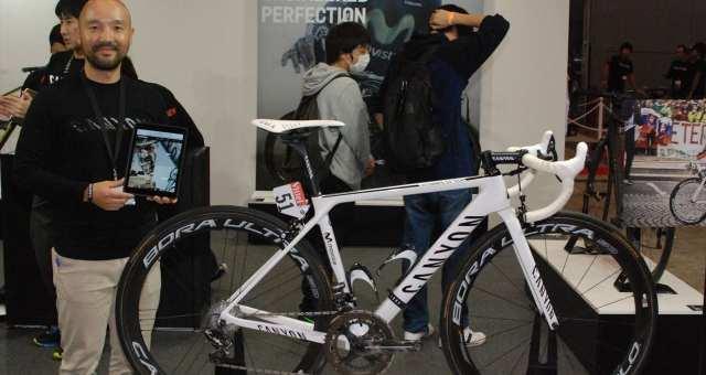 自転車直販30年!CANYON(キャニオン)のロードバイクについて日本の代表石山氏に聞いてきた – サイクルモード