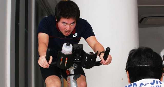 「ジェロニモ大塚の2時間 インドアバイクトレーニング」を体験してきた!-トライアスロン挑戦記vol.5