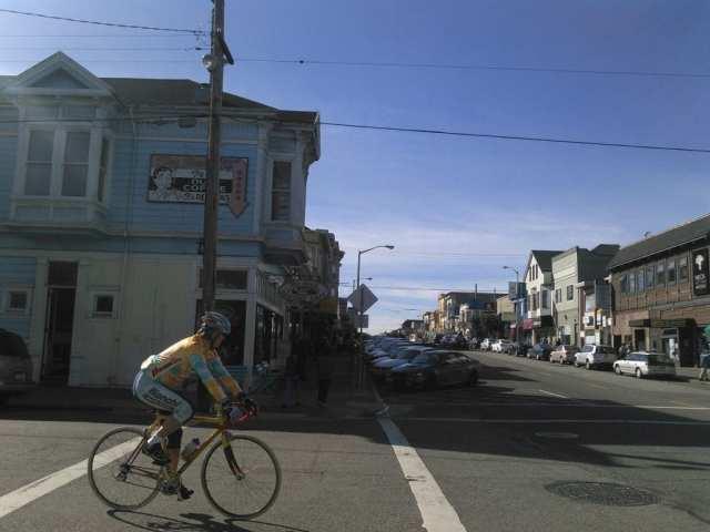写真2サンフランシスコのバイカー